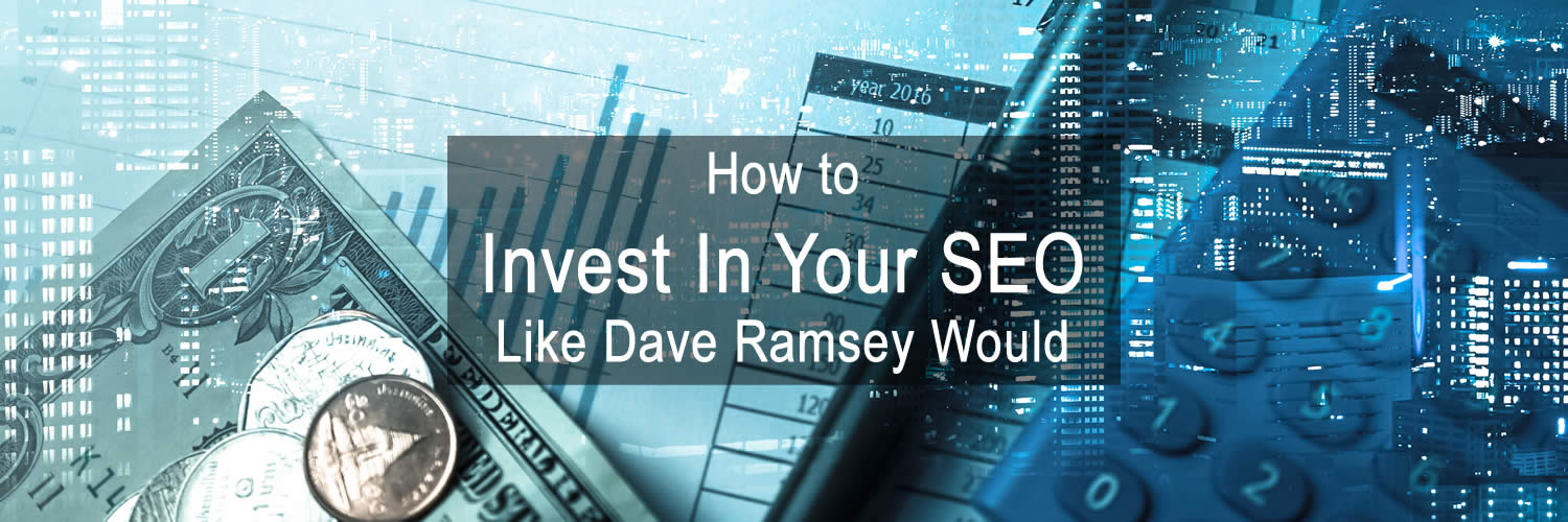 Invest in your SEO